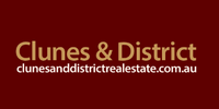 Clunes And District Real Estate - CLUNES-logo