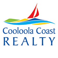 Cooloola Coast Realty - Rainbow Beach-logo