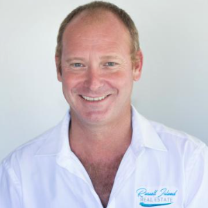 Geoff  Walsh Russell Island Real Estate Agent