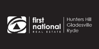First National - Hunters Hill | Gladesville | Ryde-logo